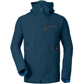 VAUDE Roccia Softshell Hoody Men baltic sea